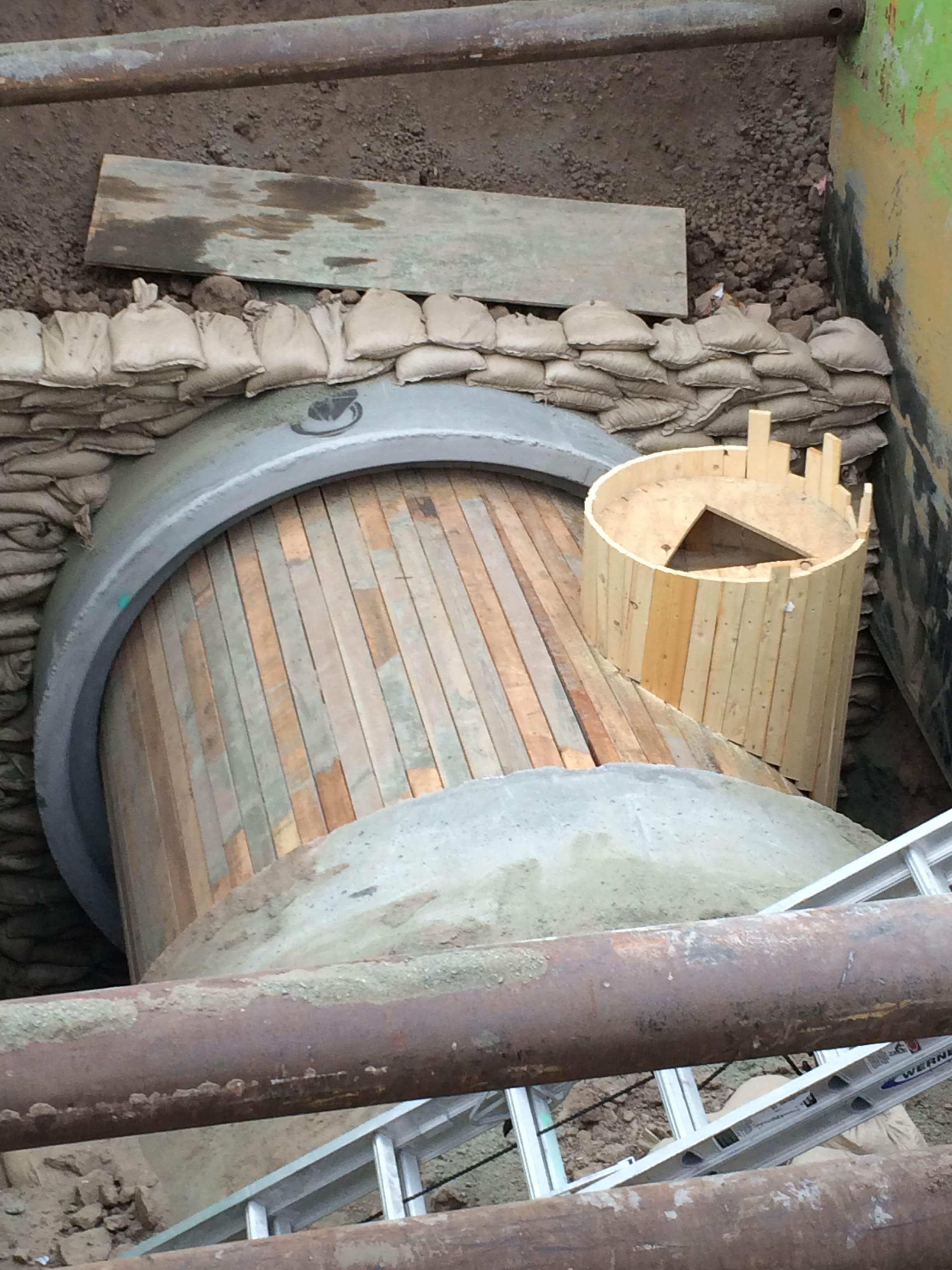 Concrete Storm Sewer : Storm drain structures unlimited