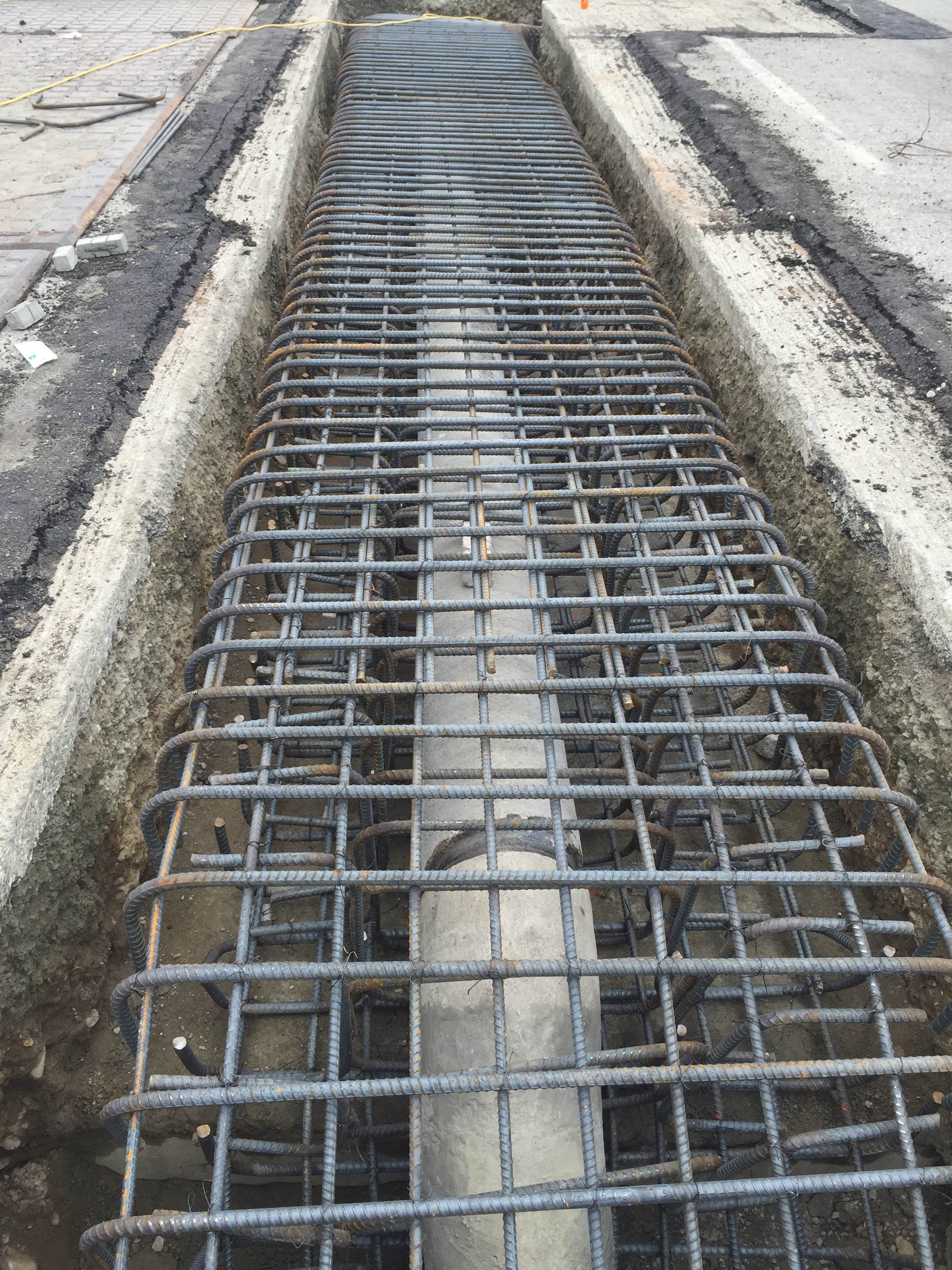 Water Pipe Structures : Storm drain structures unlimited